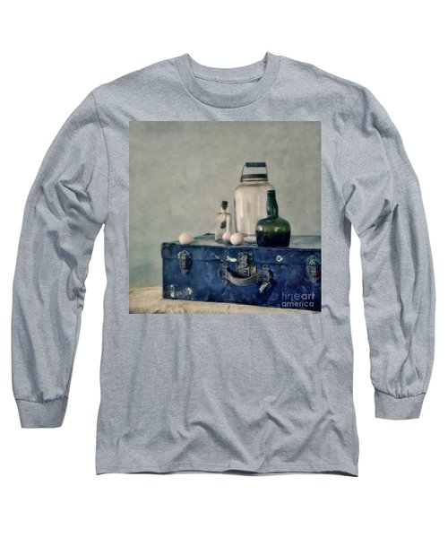 The Blue Suitcase Long Sleeve T-Shirt