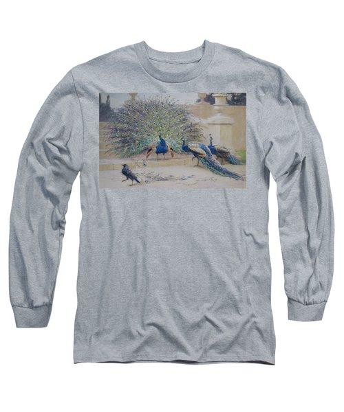 The Borrowed Plume Long Sleeve T-Shirt