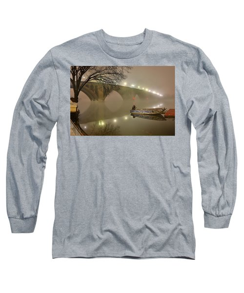 The Bridge To Nowhere Long Sleeve T-Shirt