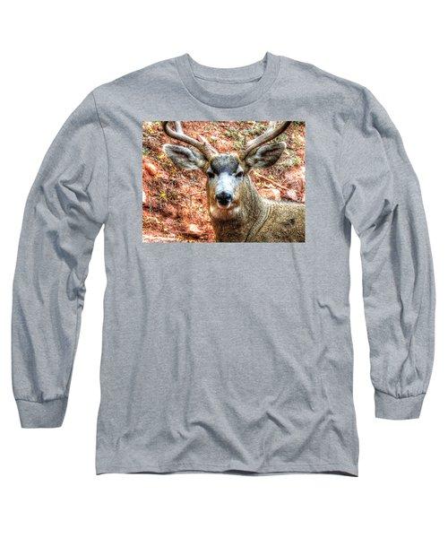 The Buck I Long Sleeve T-Shirt