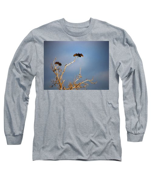 The Buzzard Roost Long Sleeve T-Shirt