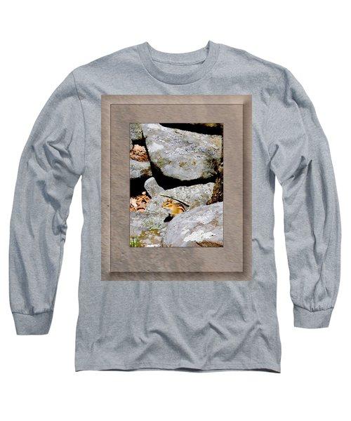 The Chipmunk Long Sleeve T-Shirt