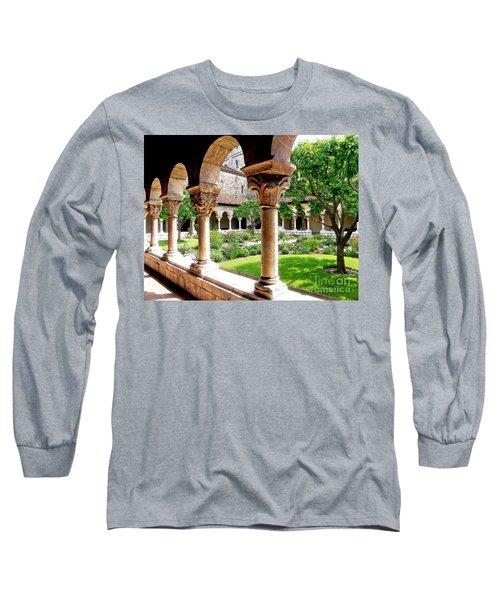 The Cloisters Long Sleeve T-Shirt by Sarah Loft