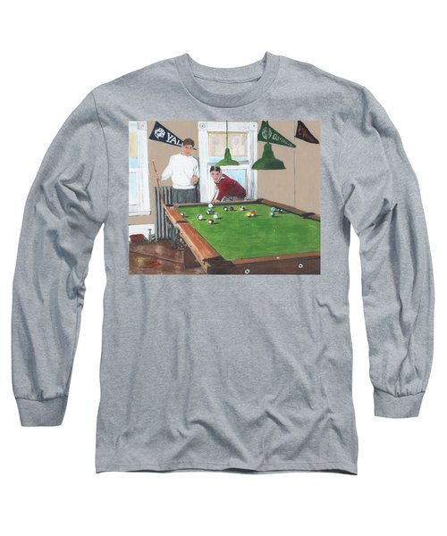 The Club House Long Sleeve T-Shirt