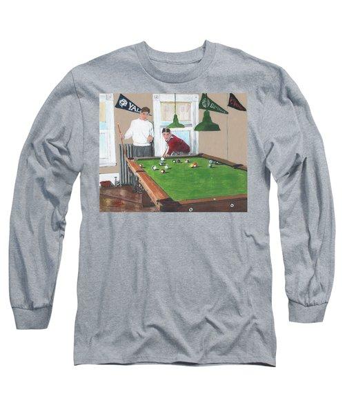 The Club House Long Sleeve T-Shirt