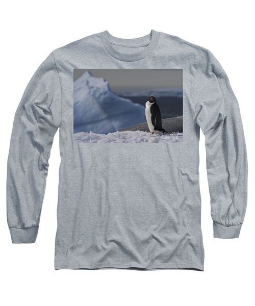 The Coldest Place On Earth... Long Sleeve T-Shirt