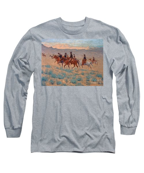 The Cowpunchers Long Sleeve T-Shirt