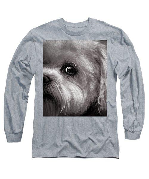 The Dog Next Door Long Sleeve T-Shirt