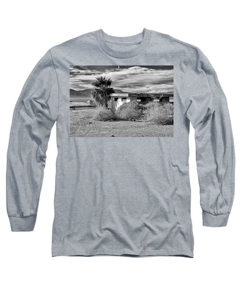 Long Sleeve T-Shirt featuring the photograph The Dying Sea by Michael Pickett