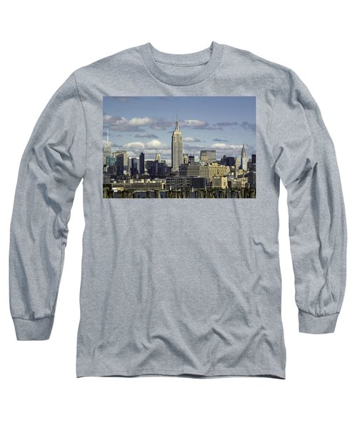 The Empire State Building 2 Long Sleeve T-Shirt