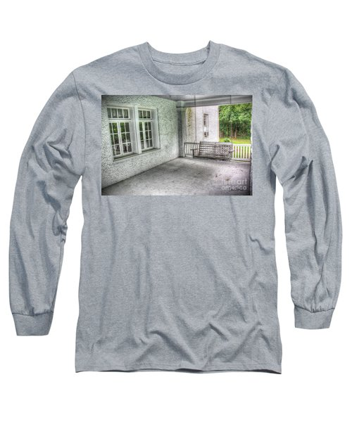 The Empty Porch Swing Long Sleeve T-Shirt