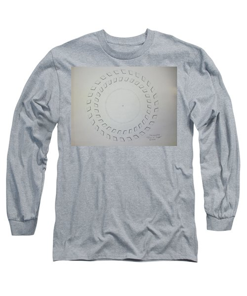 The Eye Of Pi Long Sleeve T-Shirt