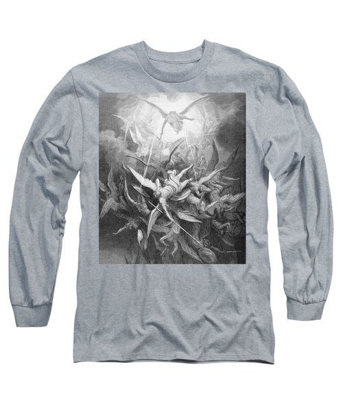 The Fall Of The Rebel Angels Long Sleeve T-Shirt