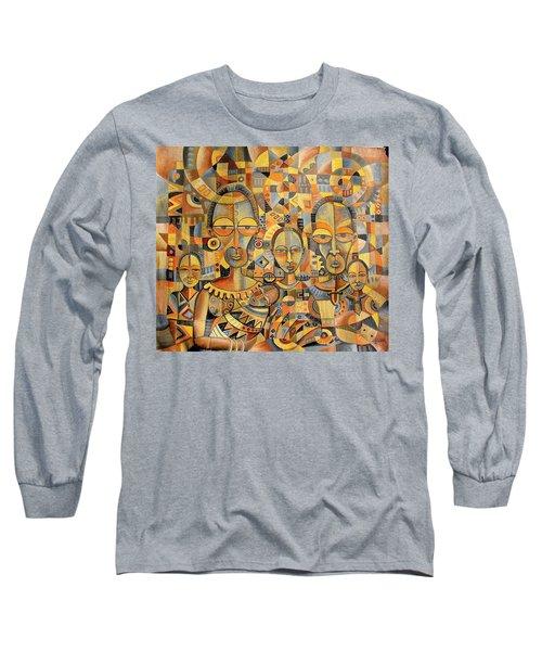 The Family Album Long Sleeve T-Shirt