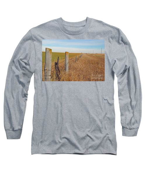 The Fence Row Long Sleeve T-Shirt