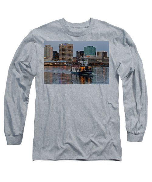 The Ferry To Portsmouth Long Sleeve T-Shirt