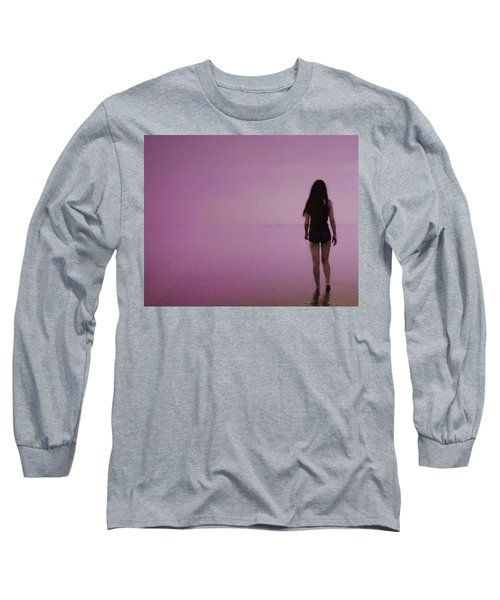 Entering A New Dimension  Long Sleeve T-Shirt