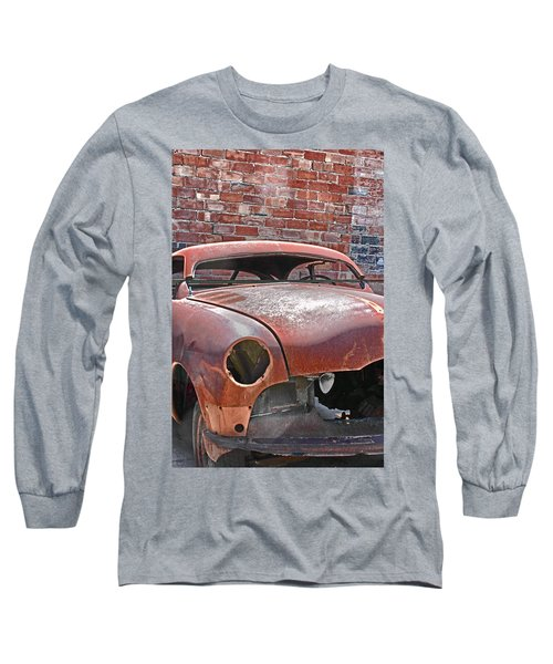 Long Sleeve T-Shirt featuring the photograph The Fixer Upper by Lynn Sprowl