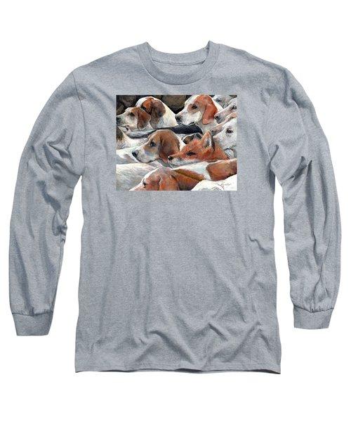Fox Play Long Sleeve T-Shirt