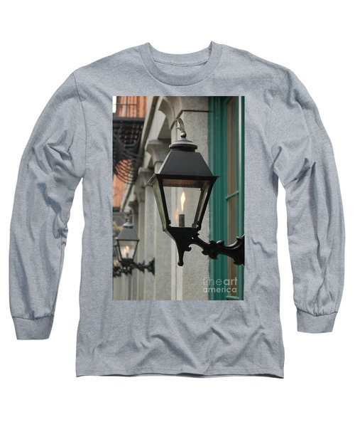 The Gas Light Long Sleeve T-Shirt by Patrick Shupert