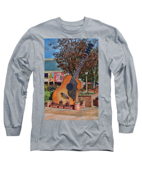 The Grand Ole Opry Long Sleeve T-Shirt