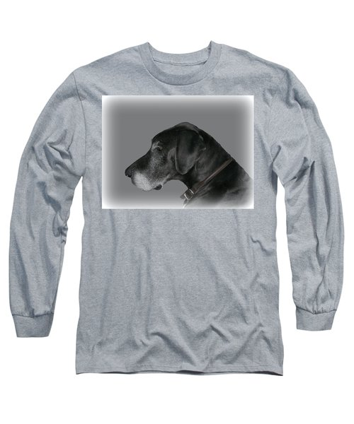 The Great Dane Long Sleeve T-Shirt