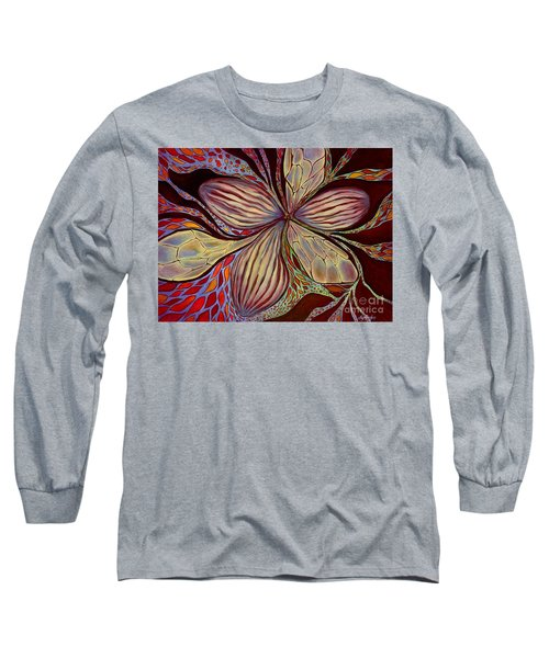 The Great Pollination Long Sleeve T-Shirt