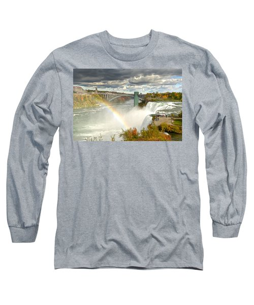 The Great Power Of Tesla Long Sleeve T-Shirt