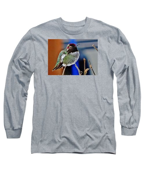 The Guardian Long Sleeve T-Shirt by VLee Watson
