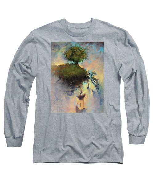 The Hiding Place Long Sleeve T-Shirt by Joshua Smith