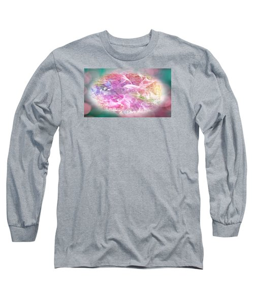Modern Elements  Long Sleeve T-Shirt