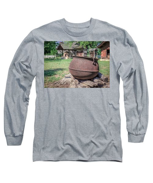 The Kettle Long Sleeve T-Shirt