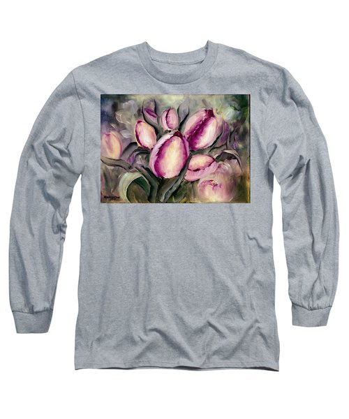 The Kings Tulips Long Sleeve T-Shirt
