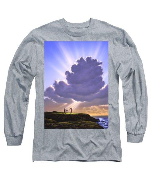 The Legend Of Bagger Vance Long Sleeve T-Shirt