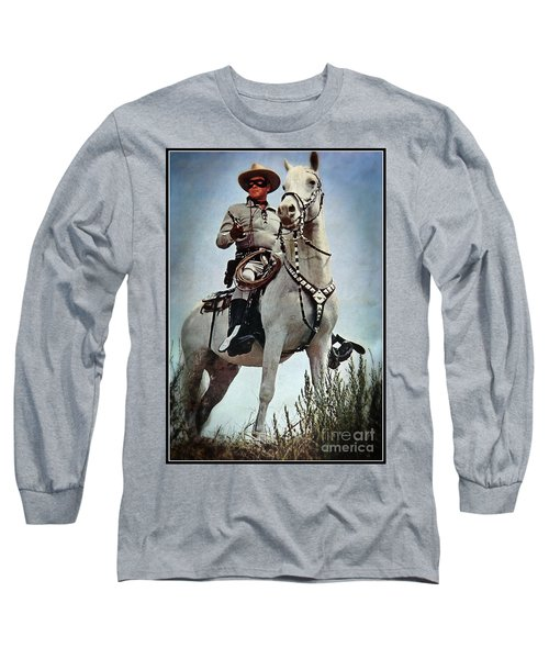 The Lone Ranger Long Sleeve T-Shirt