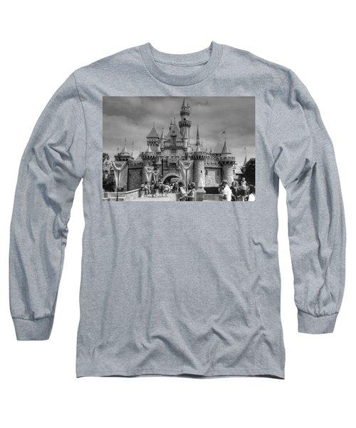 The Magic Kingdom Long Sleeve T-Shirt