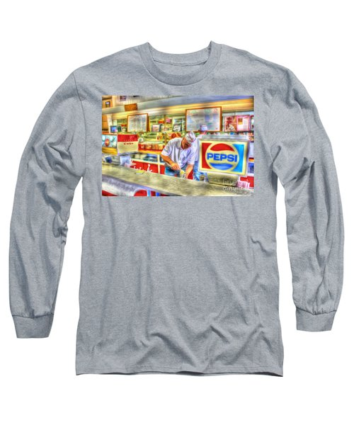 The Malt Shoppe Long Sleeve T-Shirt