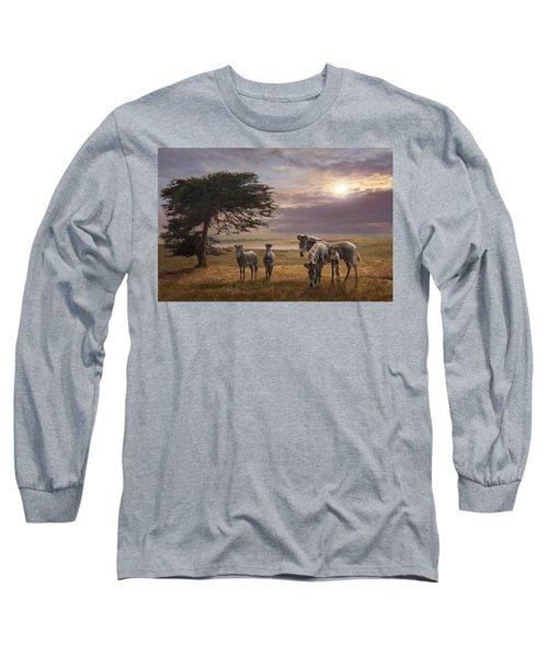 The Mane Event Long Sleeve T-Shirt