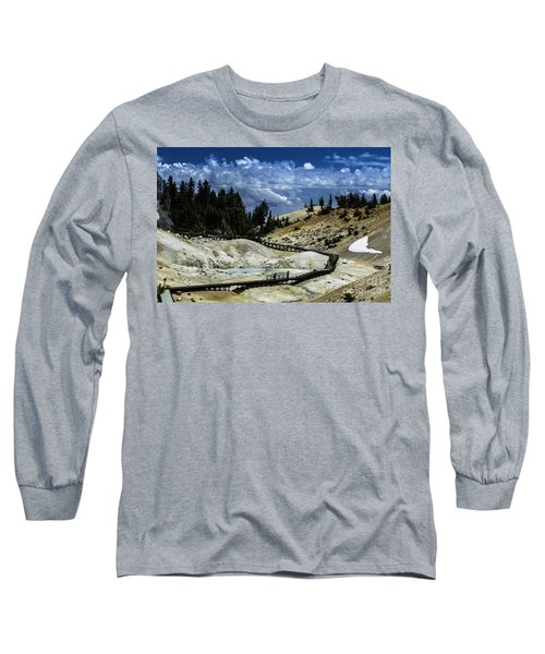 The Moment Ends Long Sleeve T-Shirt