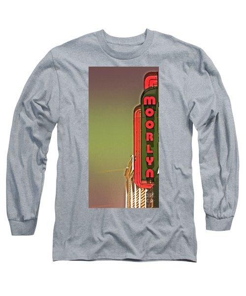 The Moorlyn At The Shore  Long Sleeve T-Shirt