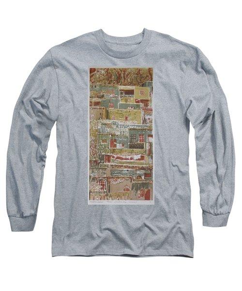The Mountain Village Long Sleeve T-Shirt