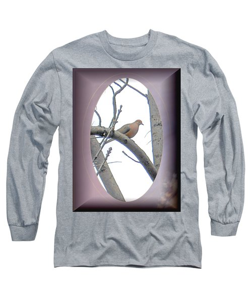 The Mourning Dove Long Sleeve T-Shirt