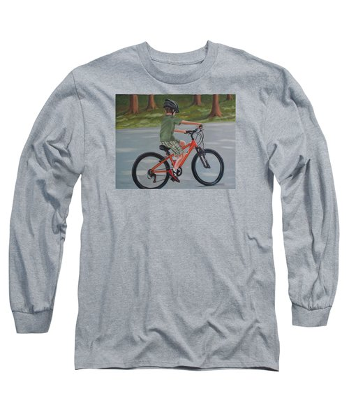 The New Bike Long Sleeve T-Shirt