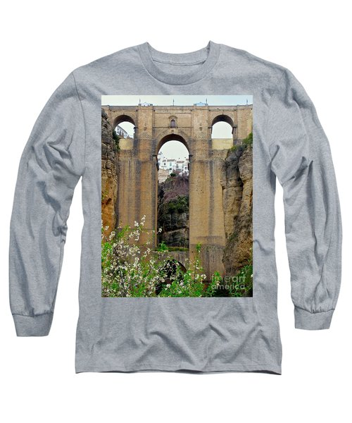 The New Bridge Long Sleeve T-Shirt