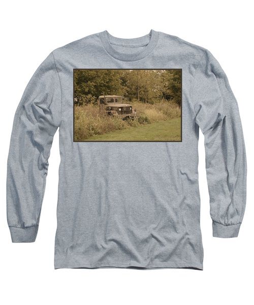The Old Truck Long Sleeve T-Shirt
