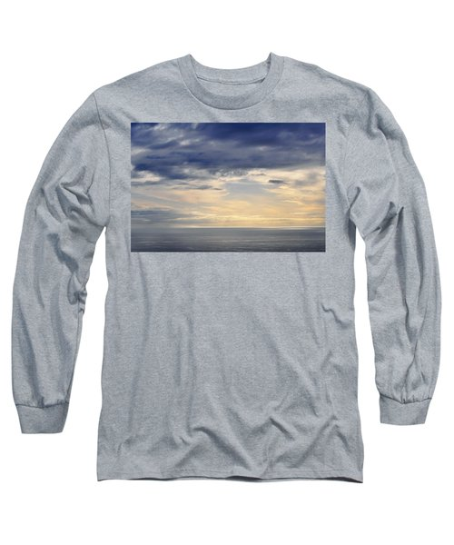 Long Sleeve T-Shirt featuring the photograph The Pacific Coast by Kyle Hanson