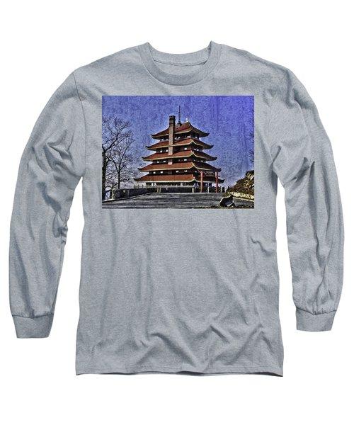The Pagoda Long Sleeve T-Shirt