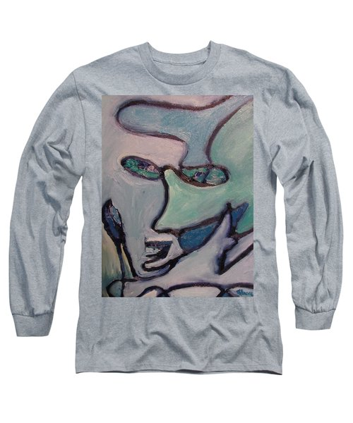 The Perpetrator  Long Sleeve T-Shirt