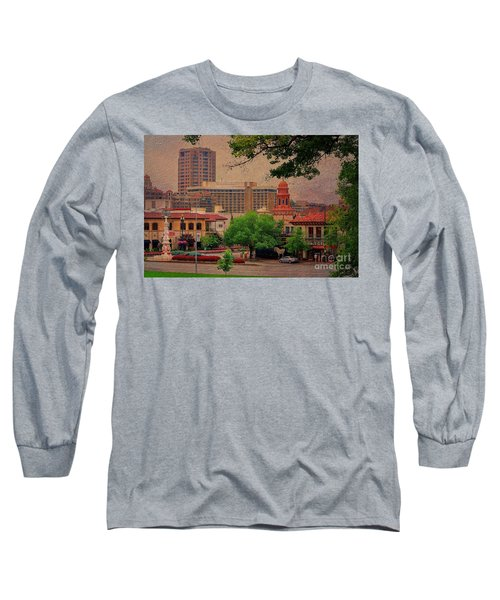 The Plaza - Kansas City Missouri Long Sleeve T-Shirt