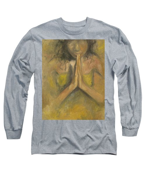 The Power Of Prayer - Blind Faith Long Sleeve T-Shirt